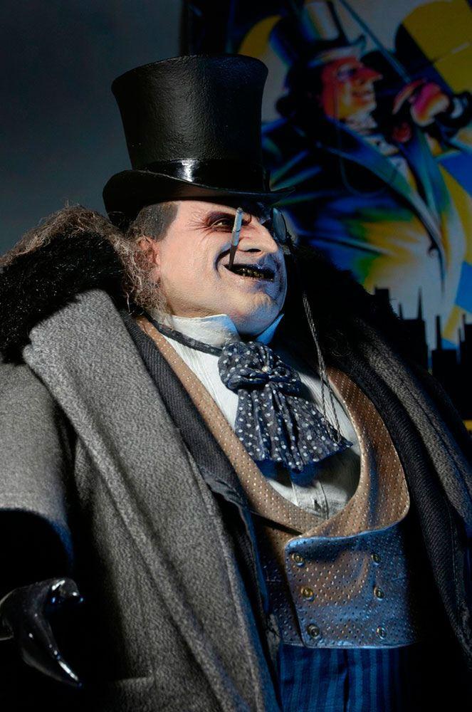 Batman le defi figurine mayoral pinguin danny devito 38 cm 6