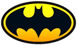 Batman logo suukootoys