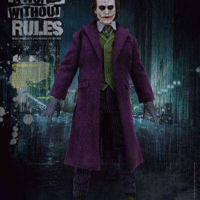 Batman The Dark Knight figurine Dynamic Action Heroes 1/9 The Joker 21 cm