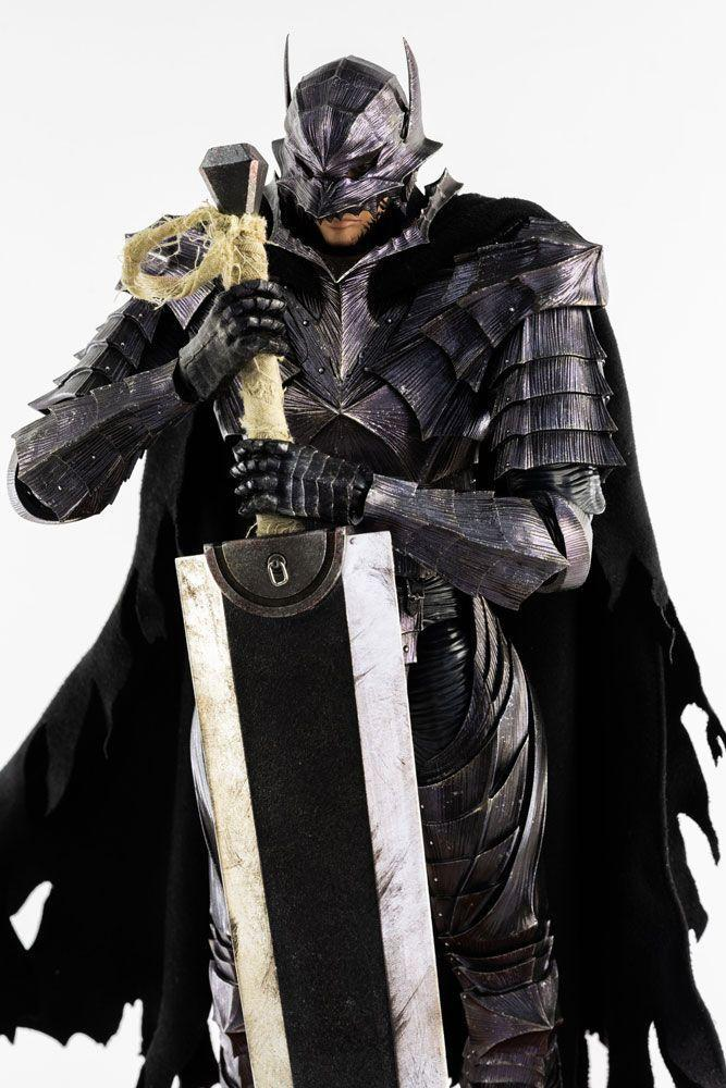 Berserk figurine guts 16 berserker armor threezero 5
