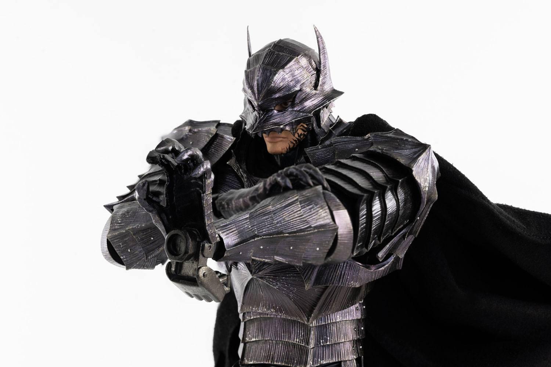Berserk figurine guts 16 berserker armor threezero 7