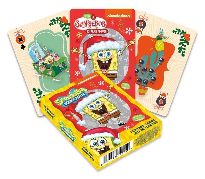 Bob l eponge jeu de cartes a jouer