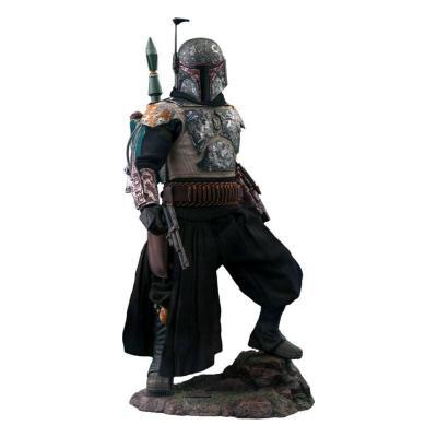 Star Wars The Mandalorian figurine 1/6 Boba Fett 30 cm