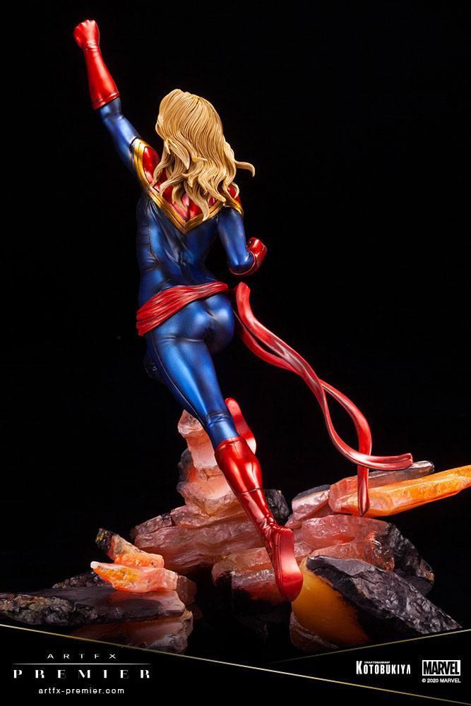 Captain marvel 9
