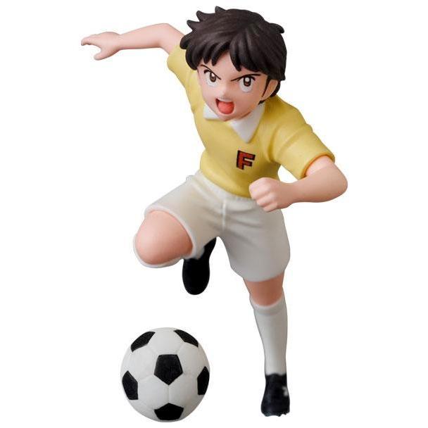 Captain tsubasa football figurine mini medicom toys