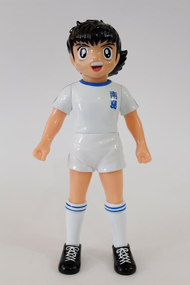 Captain tsubasa olive tom figurine soft vinyl edition limitee suukoo toys 2
