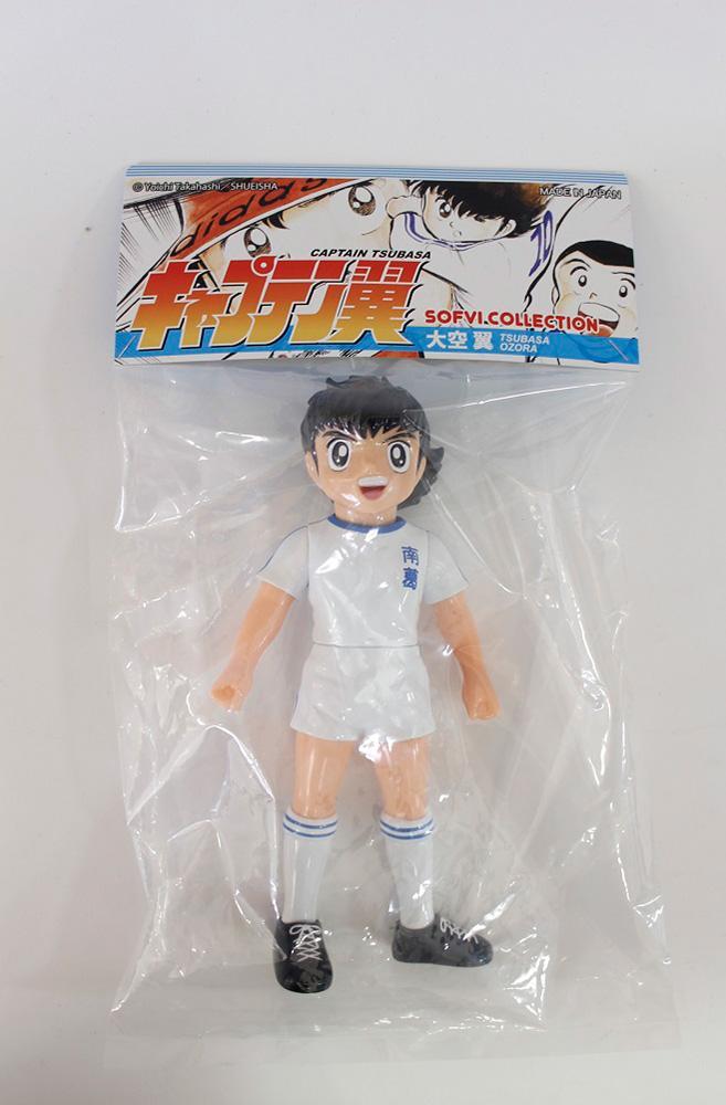Captain tsubasa olive tom figurine soft vinyl edition limitee suukoo toys 3