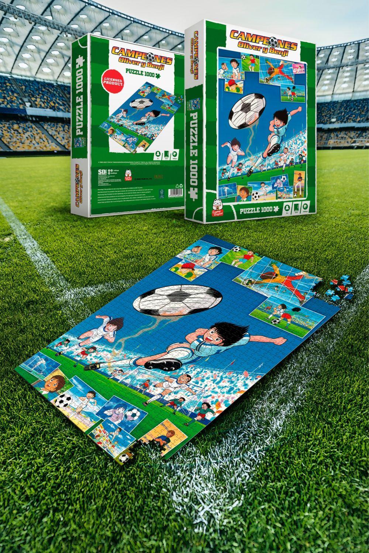 Captain tsubasa puzzle shooting suukoo toys 3