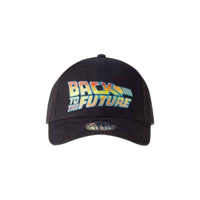 Casquette retour vers le futur back to the futur officielle 1