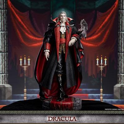 Castlevania symphony of the night dracula 51cm resine