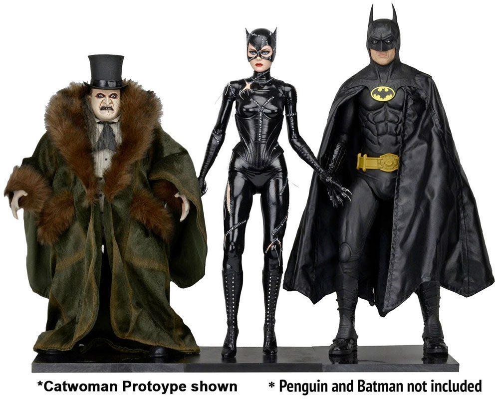 Catwoman neca figurine batman le defi 3