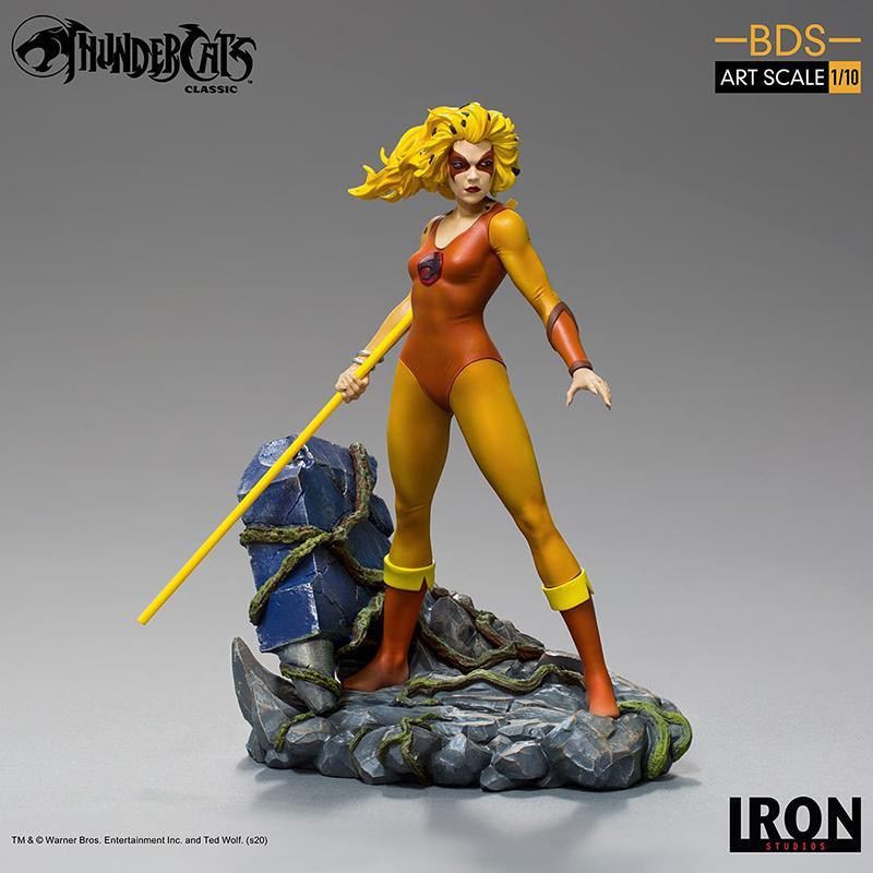 Cheetara felibelle iron studio suukoo toys statuette resine bds art 1
