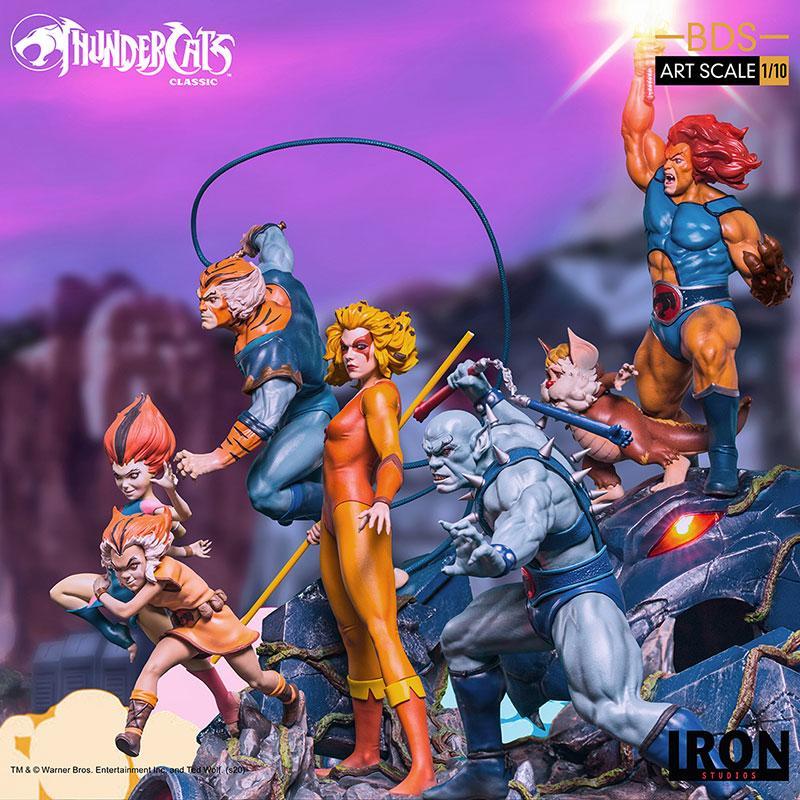 Cheetara felibelle iron studio suukoo toys statuette resine bds art 2