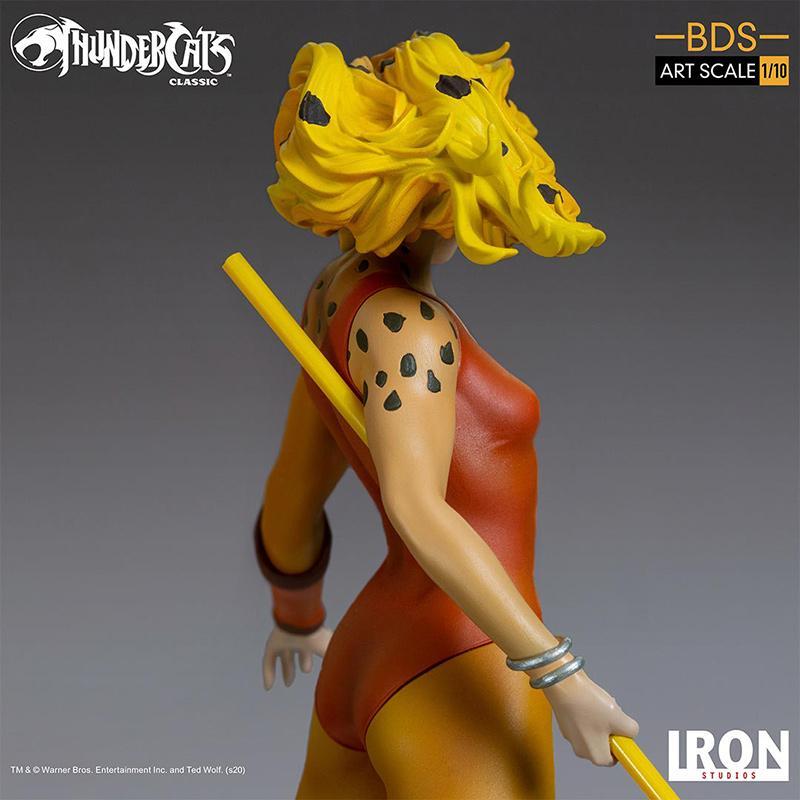 Cheetara felibelle iron studio suukoo toys statuette resine bds art 4