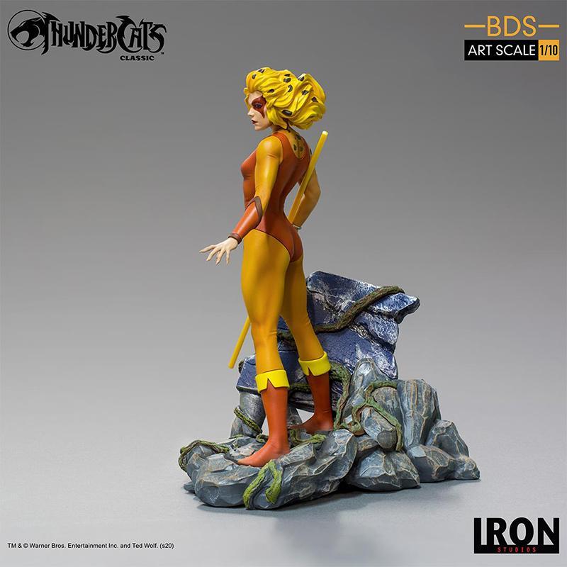 Cheetara felibelle iron studio suukoo toys statuette resine bds art 6
