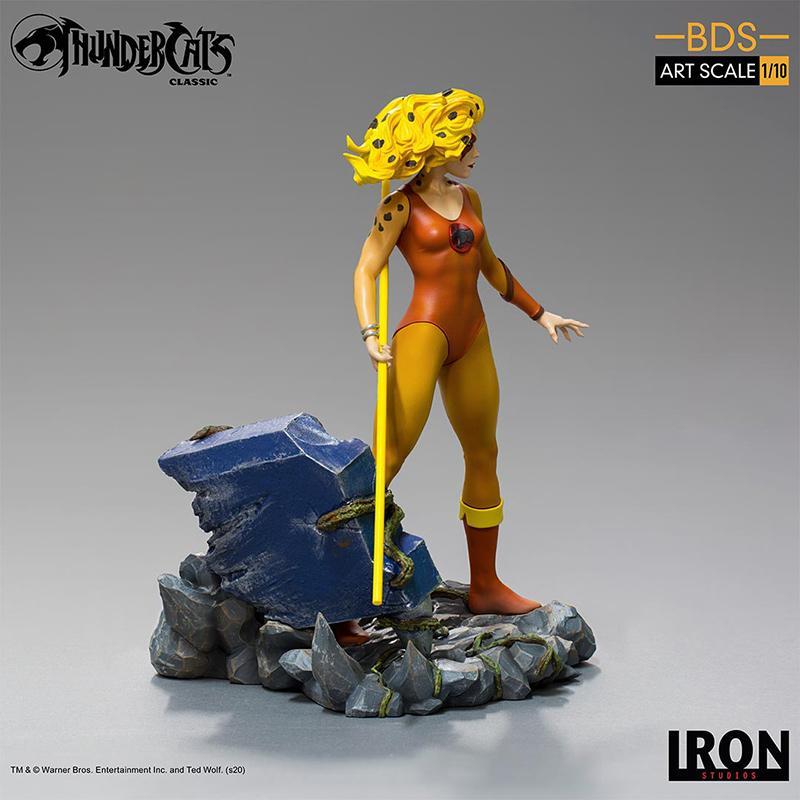 Cheetara felibelle iron studio suukoo toys statuette resine bds art 8