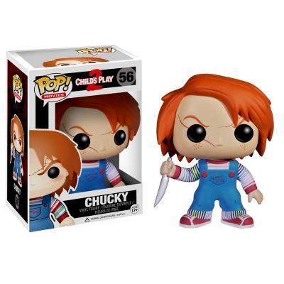 Chucky Jeu d´enfant POP! Vinyl figurine Chucky 10 cm