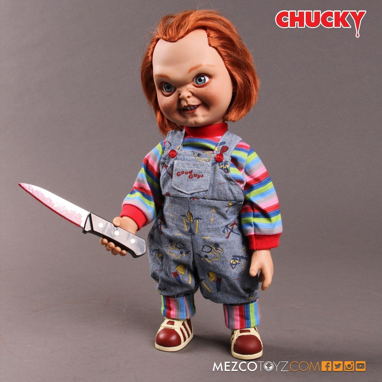 Chucky poupee mezco 38cm 3