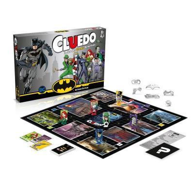 CLUEDO jeu Batman version Française