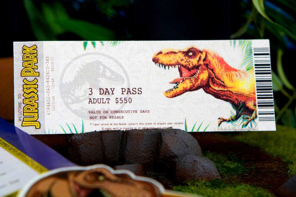 Coffret kit welcome jurassic park suukoo toys collection jouet 10
