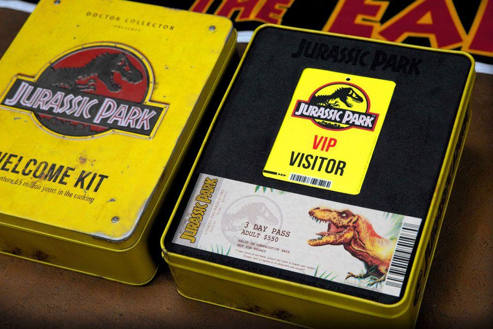 Coffret kit welcome jurassic park suukoo toys collection jouet 11