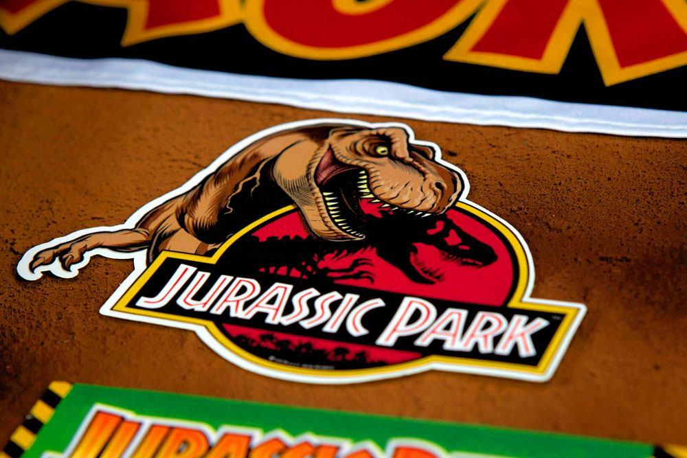 Coffret kit welcome jurassic park suukoo toys collection jouet 3