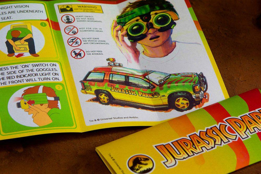 Coffret kit welcome jurassic park suukoo toys collection jouet 7
