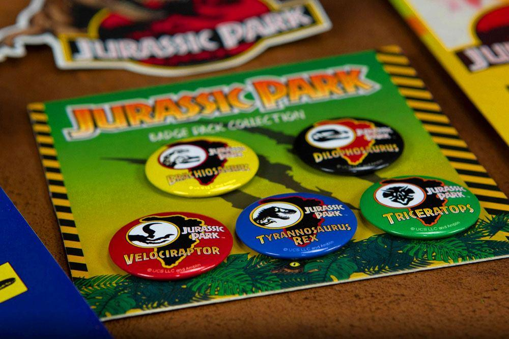 Coffret kit welcome jurassic park suukoo toys collection jouet 8