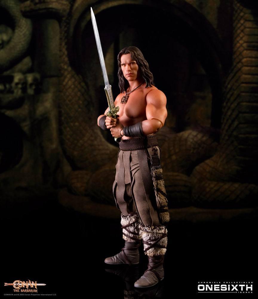 Conan le barbare figurine 16 conan 30 cm 1
