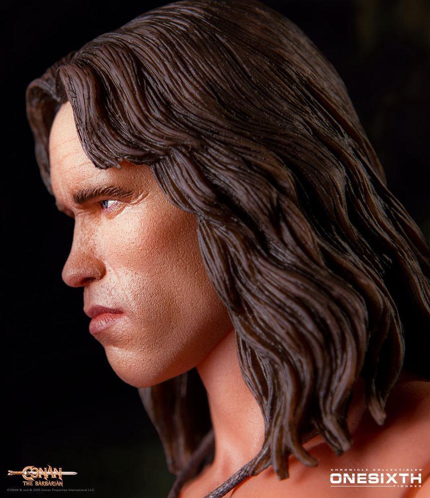 Conan le barbare figurine 16 conan 30 cm 10