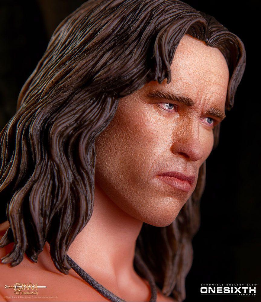 Conan le barbare figurine 16 conan 30 cm 11