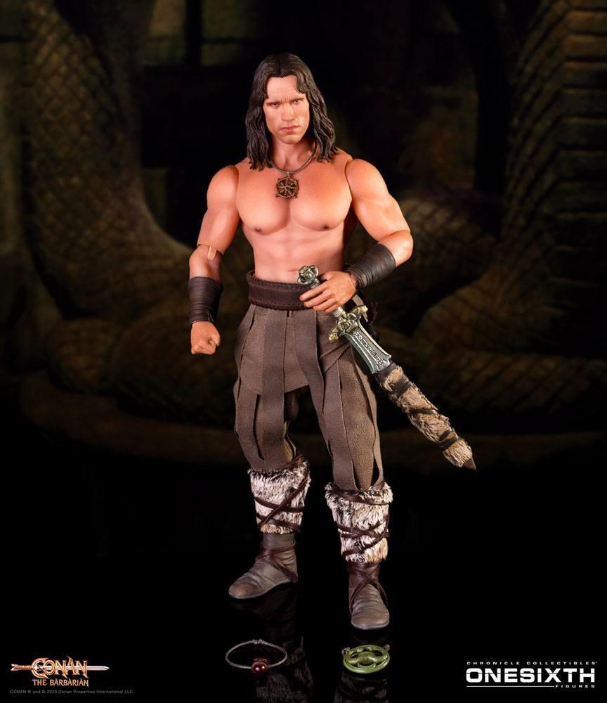 Conan le barbare figurine 16 conan 30 cm 12