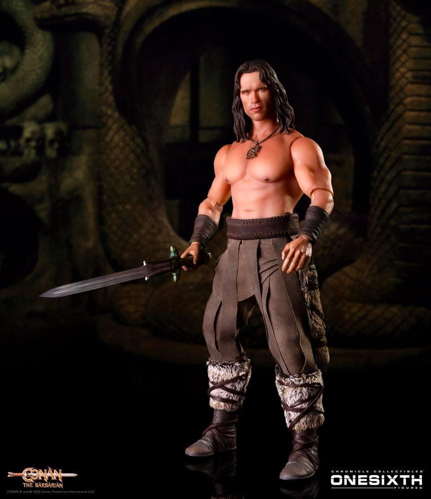 Conan le barbare figurine 16 conan 30 cm 2