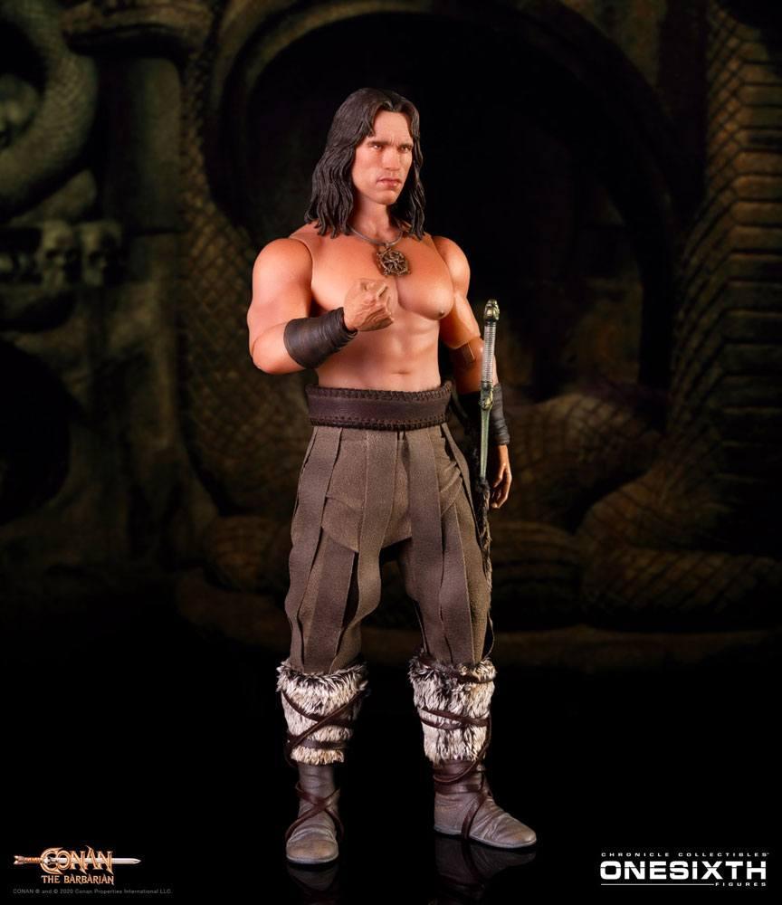 Conan le barbare figurine 16 conan 30 cm 3
