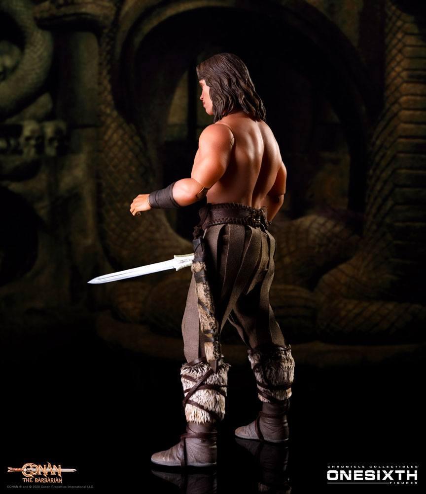 Conan le barbare figurine 16 conan 30 cm 4