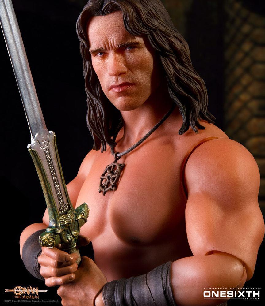 Conan le barbare figurine 16 conan 30 cm 5
