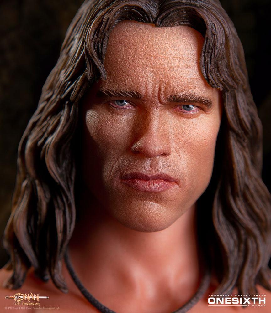 Conan le barbare figurine 16 conan 30 cm 9