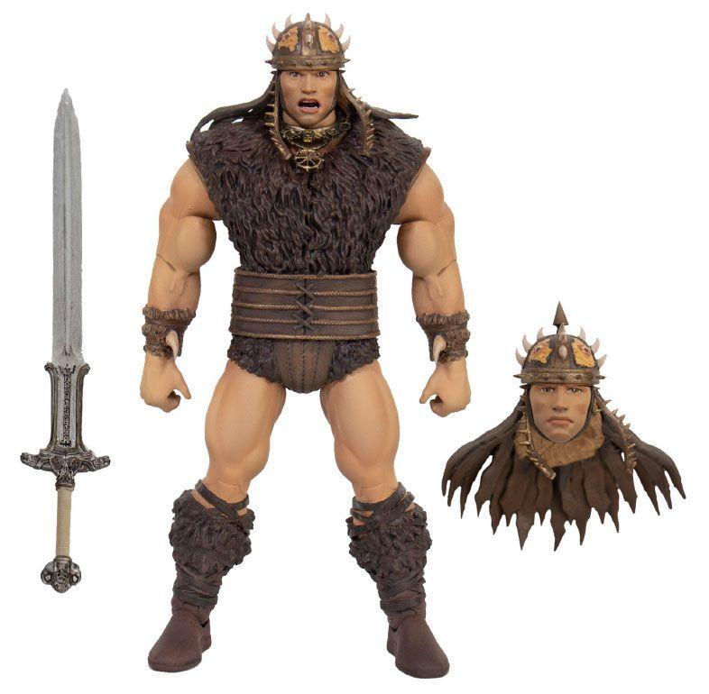 Conan le barbare figurine ultimates conan 18 cm 1