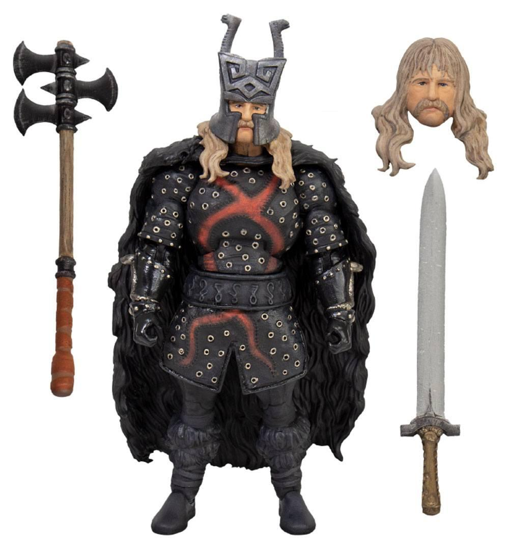 Conan le barbare figurine ultimates rexor 18 cm 1
