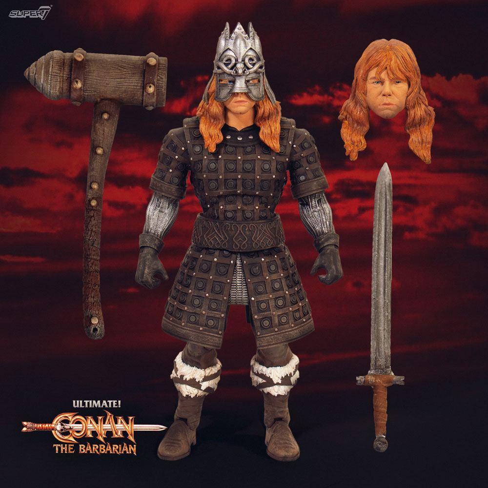 Conan le barbare figurine ultimates thorgrim 18 cm 2
