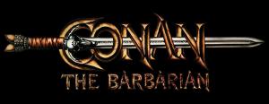 Conan the barbarian film logo