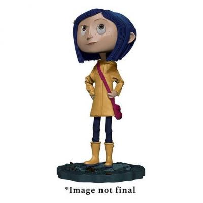 Coraline Head Knocker Coraline 18 cm