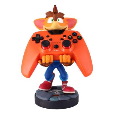 Crash Bandicoot Cable Guy New Crash Bandicoot 20 cm