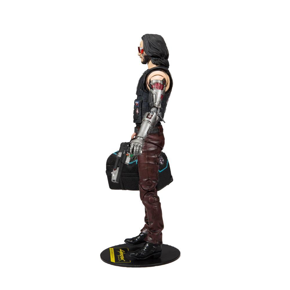 Cyberpunk 2077 figurine johnny silverhand variant 18 cm jjj5864985 2