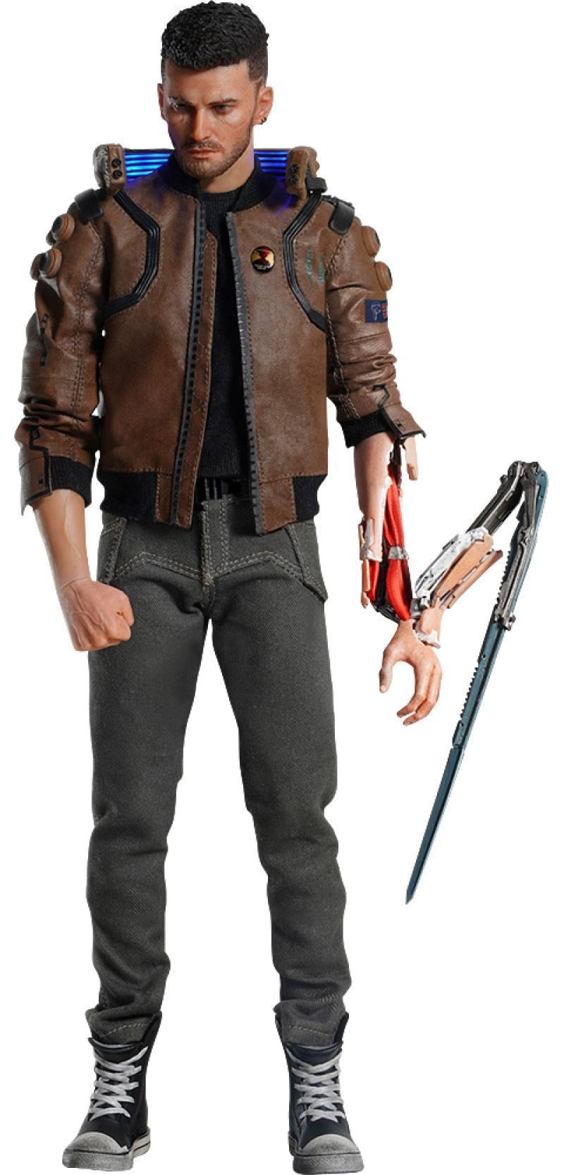Cyberpunk 2077 figurine male v 59998356 2