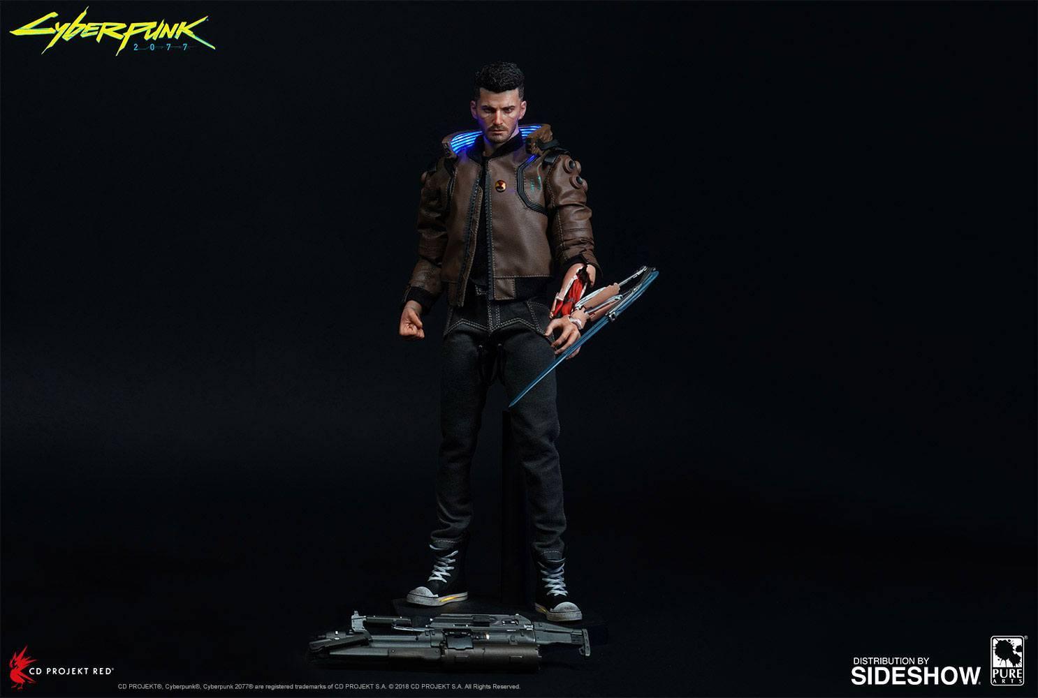 Cyberpunk 2077 figurine male v 59998356 3