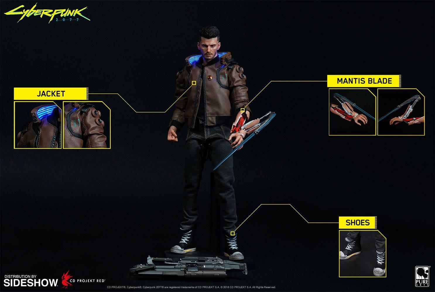 Cyberpunk 2077 figurine male v 59998356 5
