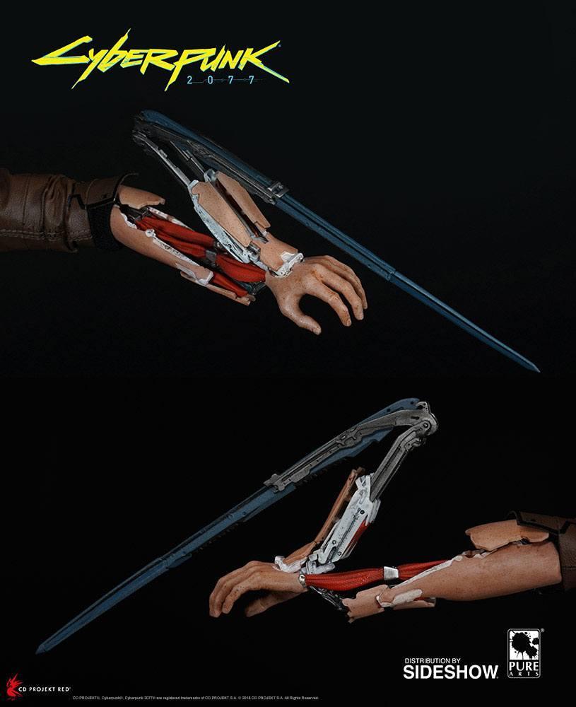 Cyberpunk 2077 figurine male v 59998356 6