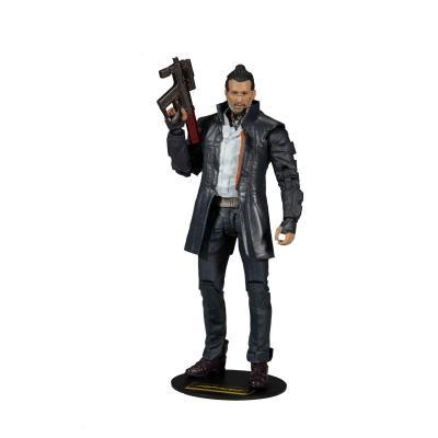 Cyberpunk 2077 figurine Takemura 18 cm