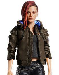 Cyberpunk 2077 figurine v female 30 cm77778896459 1